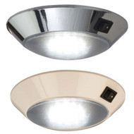 Sea Dog Marine Chrome Led Dome Light 6''