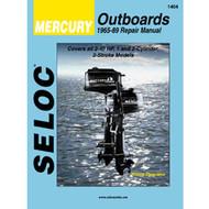 Seloc Service Manual, Mercury Outboard 1965 - 1989