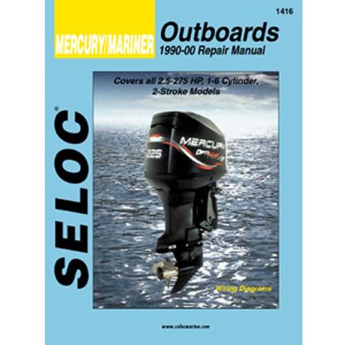 Seloc Service Manual, Mercury Mariner Outboard 1990 - 2000