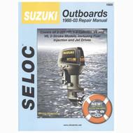Seloc Service Manual, Suzuki Outboards 1988-2003