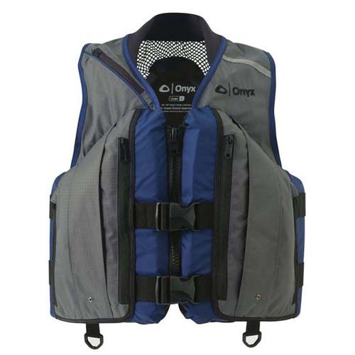 Onyx Deluxe Mesh Fishing Vest