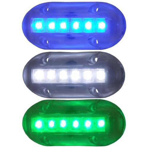 T&H Marine LED Underwater Lites 1.5'' X 3.5''
