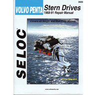 Seloc Service Manual, Volvo Sterndrive 1968 - 1991