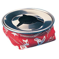 Sea Dog Marine Bean Bag Ash Tray With Stainless Steel Top