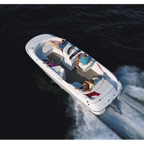 """Deck Boat Cover 18'5"""" to 19'4"""" Max 102"""" Beam"""