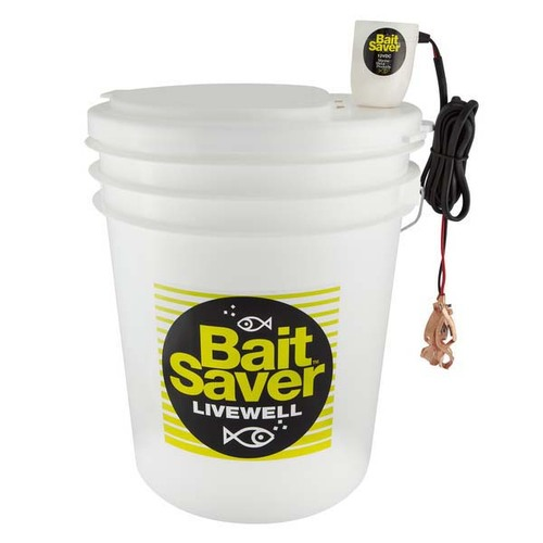 Marine Metal Products Bait Saver Livewell