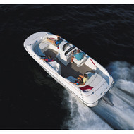"""Deck Boat  Cover  27'5"""" to 28'4"""" Max 102"""" Beam"""
