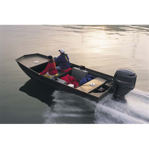 """Jon Boat Cover 14ft to 15ft Max 75"""" Beam"""