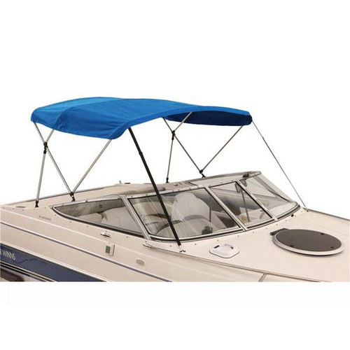 """Attwood Complete Bimini Top With Frame Package 75""""-81"""" Wide"""