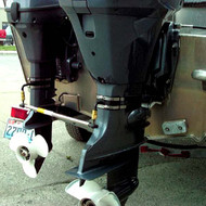EZ Steer Auxilary Steering - Outboard to Outboard Kit