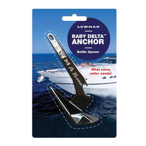 Lewmar Anchor Stainless Steel Bottle Opener