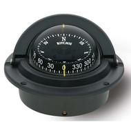 Ritchie F-83 Voyager Compass (Flush Mount) - Black