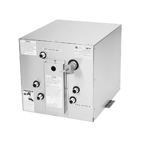 Kuuma Products 120V 6 Gallon Water Heater - Side Mount, Front Heat Exchange