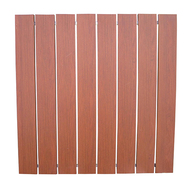 Patriot Docks Brown Aluminum 4' x 4' Section
