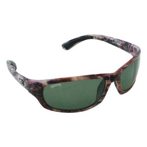 Calcutta Smoker Sunglasses - True Timber Frame W/ Gray Lens