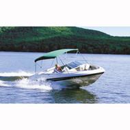 "Hot Shot Bimini Boat Top 85 - 90"" Width x 54"" Height 8 ft Length"
