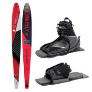 Connelly V 69 Slalom Ski w/ XL Sidewinder Boot