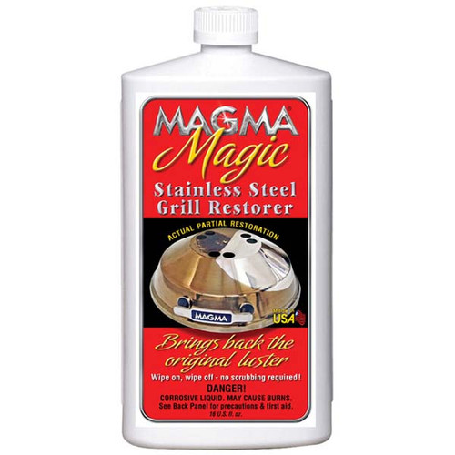 Magma Products SS Grill Restorer & Cleaner