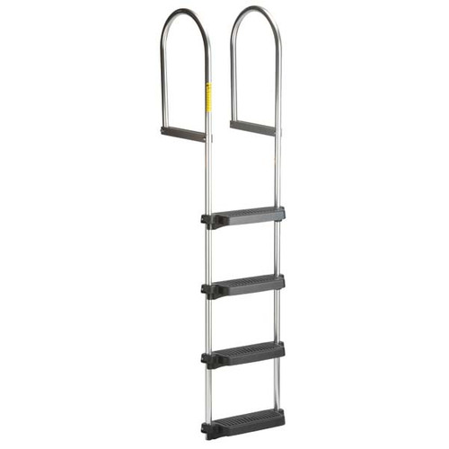 Garelick Dock/Raft Ladder - Fixed Model - 4 Step