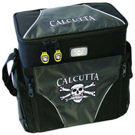 4 & 5 Tray Tackle Bag W/ Logo By Calcutta