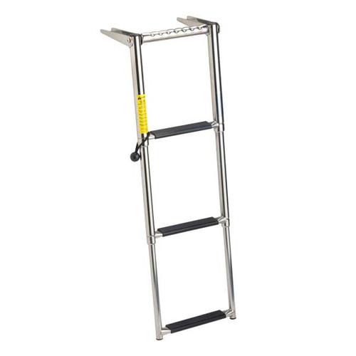 Garelick Over- Platform Telescoping Ladder