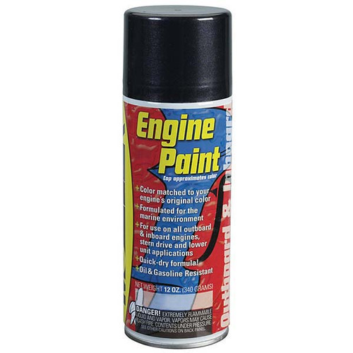 Moeller Marine Engine Paint - Johnson/Evinrude