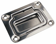 Sea Dog Spring Loaded Flush Hatch Pull Stainless Steel