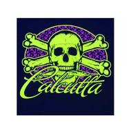 Calcutta Ladies Navy Anchors T-Shirt W/ Colored Logo