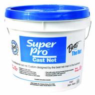"Betts Super Pro Mono Cast Net W/ 1/2"" Mesh"