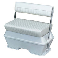Wise Boat Seats 70 qt. Flip-Flop Cooler Seat