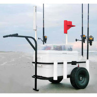 Sea Striker Beach Runner Surf/ Pier/ Beach Cart