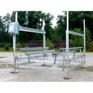 Craftlander 8000 lb Capacity Vertical Boat Lift