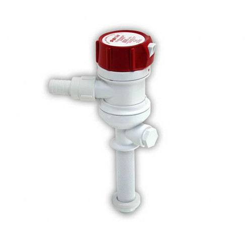 Rule Livewell Pump W/ Straight Pickup Tube