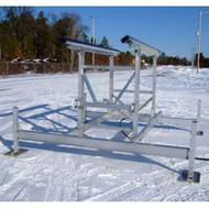 Craftlander 4000 lb Capacity Hydraulic Boat Lifts