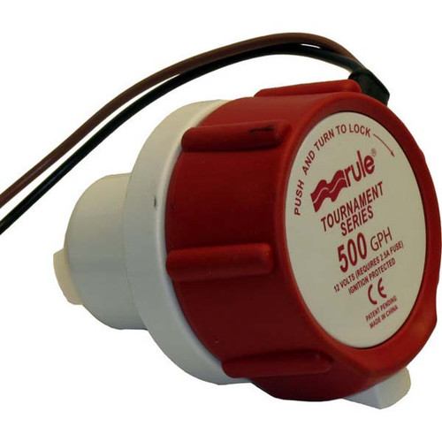 Rule Livewell Replacement Motor Cartridges