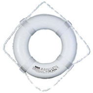 "Taylor Made 20"" White Foam Ring Buoy"
