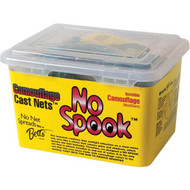 "Betts Old Salt No Spook Camo Cast Net W/ 6' 1/2"" Mesh"