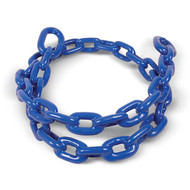 Greenfield Products PVC Coated Anchor Chain - Royal Blue