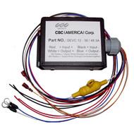 Ganz Eco-Energy GEVC Boost Solar Charge Controller - 8A/36V, 6A/48V