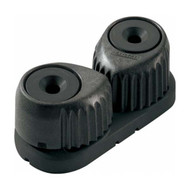 Ronstan C-Cleat Cam Cleat - Small - Black w/Black Base