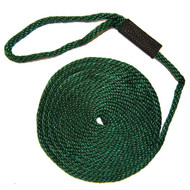 Softlines Boat Mooring Line - Hunter Green