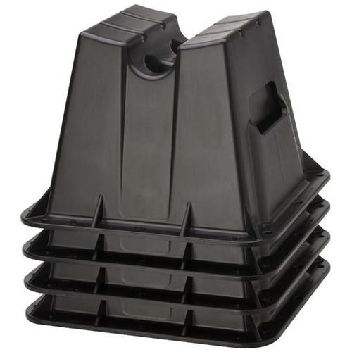 Attwood Pontoon Storage Blocks 4 Pk.