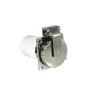 Marinco 50 AMP Easy Lock Power Inlet w/ Back