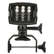 Attwood XFS Multi-Function LED Light - Gray