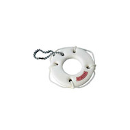 Cal-June Floating Life Ring Key Chain