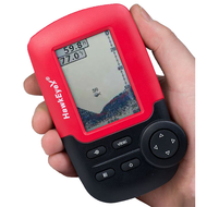 Hawkeye Fish Trax HD Color Fish Finder