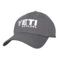 Yeti Full Panel Hat - Gunmetal Gray