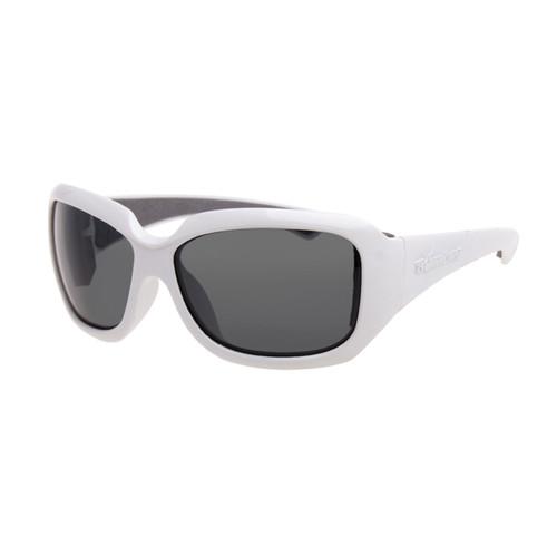 Bomber Women's Sugar Bombs Floating Sunglasses White/Smoke