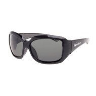 Bomber Women's Sugar Bombs Floating Sunglasses Polarized Black/Smoke