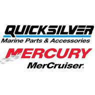 Mercury - Mercruiser 888756Q04 Anode Kit Aluminum